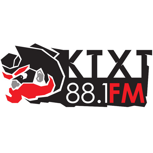 KTXT, The Raider 88.1 Logo